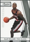 2010/11 Panini Prestige #172 Elliot Williams