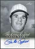 2012 Leaf Pete Rose The Living Legend Autographs #AU3 Pete Rose Autograph