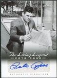 2012 Leaf Pete Rose The Living Legend Autographs #AU6 Pete Rose Autograph