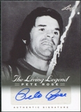 2012 Leaf Pete Rose The Living Legend Autographs #AU12 Pete Rose Autograph