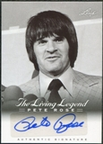 2012 Leaf Pete Rose The Living Legend Autographs #AU26 Pete Rose Autograph