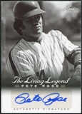 2012 Leaf Pete Rose The Living Legend Autographs #AU29 Pete Rose Autograph