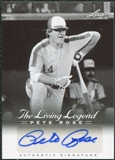 2012 Leaf Pete Rose The Living Legend Autographs #AU45 Pete Rose Autograph
