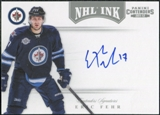 2011/12 Panini Contenders NHL Ink #67 Eric Fehr Autograph