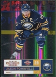 2011/12 Panini Contenders Gold #55 Jason Pominville /100