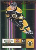 2011/12 Panini Contenders Gold #63 Brad Marchand /100