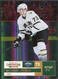2011/12 Panini Contenders Gold #73 Michael Ryder /100