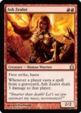 Magic the Gathering Return to Ravnica Single Ash Zealot UNPLAYED (NM/MT)