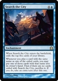 Magic the Gathering Return to Ravnica Single Search the City UNPLAYED (NM/MT) - 4x Playset