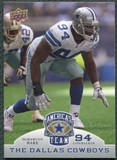 2009 Upper Deck America's Team #27 DeMarcus Ware