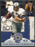 2009 Upper Deck America's Team #29 Cliff Harris