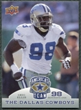 2009 Upper Deck America's Team #46 Greg Ellis
