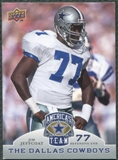 2009 Upper Deck America's Team #55 Jim Jeffcoat