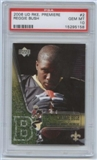 2006 Upper Deck Rookie Premiere #2 Reggie Bush RC PSA 10 Gem Mint