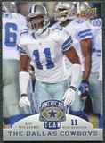2009 Upper Deck America's Team #85 Roy Williams WR