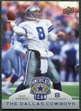 2009 Upper Deck America's Team #92 Troy Aikman