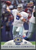 2009 Upper Deck America's Team #94 Tony Romo