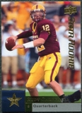 2009 Upper Deck #258 Rudy Carpenter