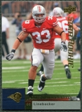 2009 Upper Deck #296 James Laurinaitis