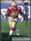 2009 Upper Deck #316 B.J. Raji