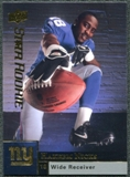 2009 Upper Deck #321 Hakeem Nicks