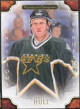 2011/12 Upper Deck Parkhurst Champions #135 Brett Hull Reditions