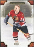 2011/12 Upper Deck Parkhurst Champions #141 Bobby Hull Reditions