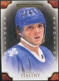 2011/12 Upper Deck Parkhurst Champions #147 Peter Stastny Reditions
