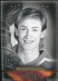 2011/12 Upper Deck Parkhurst Champions #160 Wayne Gretzky Reditions Black & White