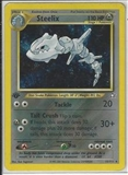 Pokemon Neo Genesis 1st Edition Single Steelix 15/111
