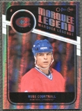 2011/12 Upper Deck O-Pee-Chee Rainbow #524 Russ Courtnall Legends
