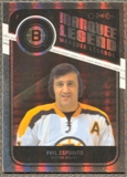 2011/12 Upper Deck O-Pee-Chee Rainbow #546 Phil Esposito Legends