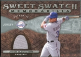 2009 Upper Deck Sweet Spot Swatches #JH Josh Hamilton