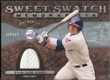 2009 Upper Deck Sweet Spot Swatches #SH Shin-Soo Choo