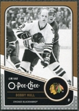2011/12 Upper Deck O-Pee-Chee Marquee Legends #L4 Bobby Hull