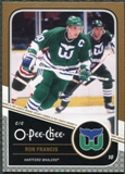 2011/12 Upper Deck O-Pee-Chee Marquee Legends #L8 Ron Francis
