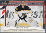 2011/12 Upper Deck Canvas #C6 Tuukka Rask