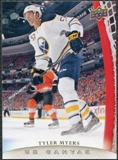 2011/12 Upper Deck Canvas #C13 Tyler Myers
