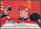2011/12 Upper Deck Canvas #C15 Rene Bourque