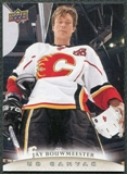 2011/12 Upper Deck Canvas #C17 Jay Bouwmeester
