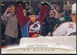2011/12 Upper Deck Canvas #C28 Paul Stastny