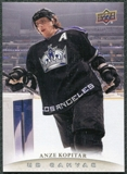 2011/12 Upper Deck Canvas #C41 Anze Kopitar
