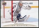 2011/12 Upper Deck Canvas #C48 Pekka Rinne
