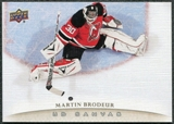 2011/12 Upper Deck Canvas #C51 Martin Brodeur