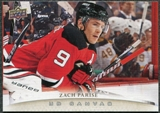 2011/12 Upper Deck Canvas #C52 Zach Parise