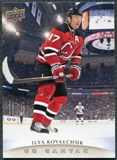 2011/12 Upper Deck Canvas #C53 Ilya Kovalchuk