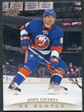 2011/12 Upper Deck Canvas #C55 John Tavares