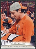 2011/12 Upper Deck Canvas #C61 Daniel Briere