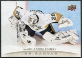 2011/12 Upper Deck Canvas #C67 Marc-Andre Fleury