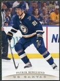 2011/12 Upper Deck Canvas #C73 Patrik Berglund